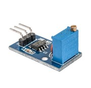 NE555 Mini frequentie pulse generator