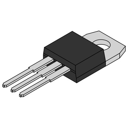 Variable Voltage Regulator Negative