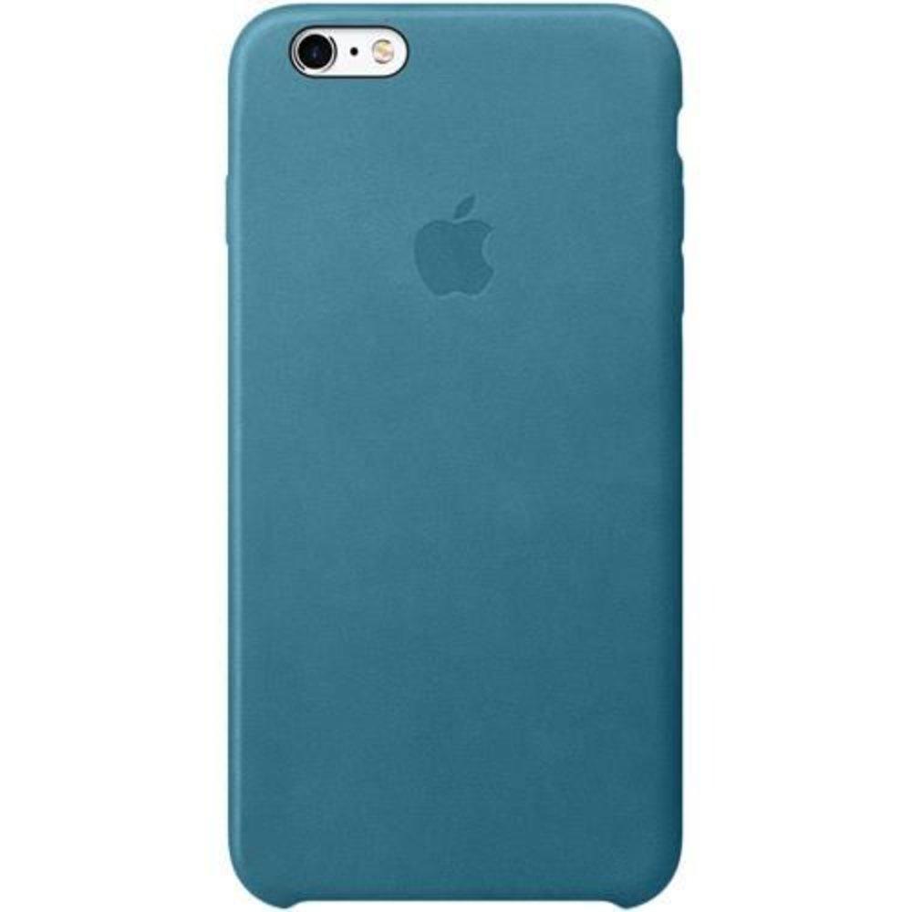 Apple iPhone 6 Plus/6S Plus Leather Case (Marine Blue) MM362ZM/A