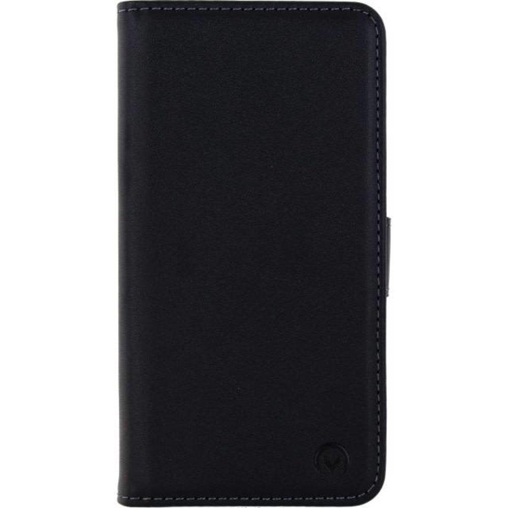 Mobilize Mobilize Gelly Wallet Book Case Motorola Moto X4 Black