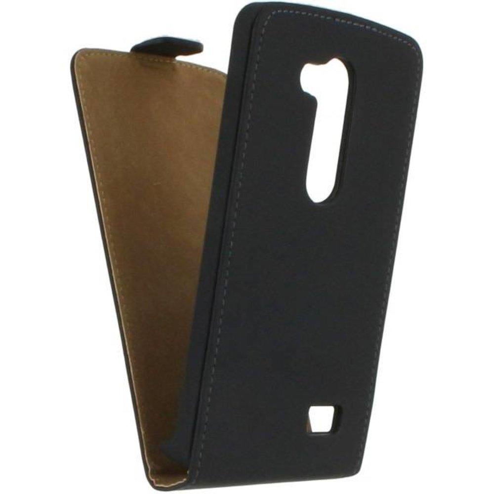 Mobilize Ultra Slim Flip Case LG L Fino Black