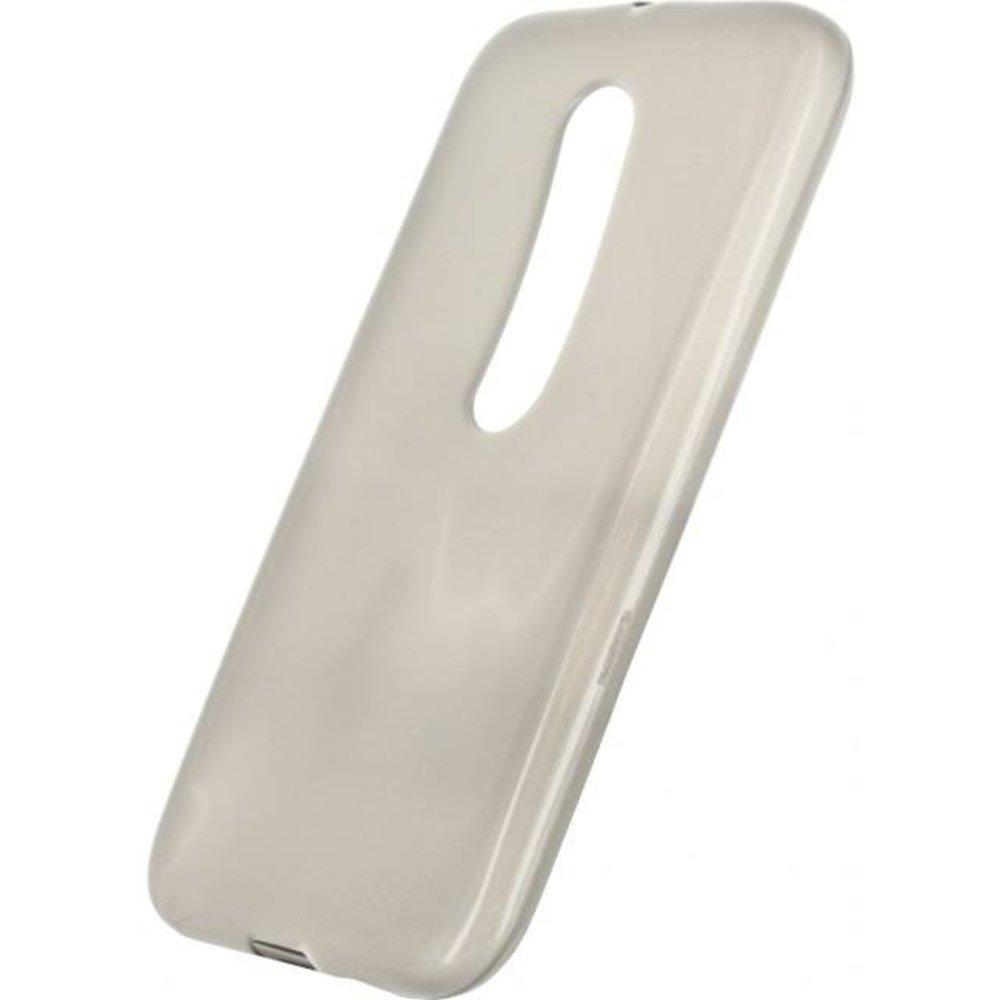 Xccess Xccess TPU Case Motorola Moto G 3rd Gen Transparent Black