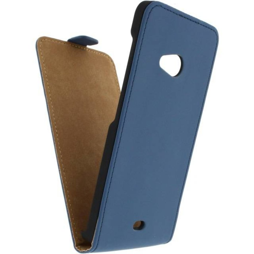 Mobilize Mobilize Premium Flip Case Microsoft Lumia 535 Blue
