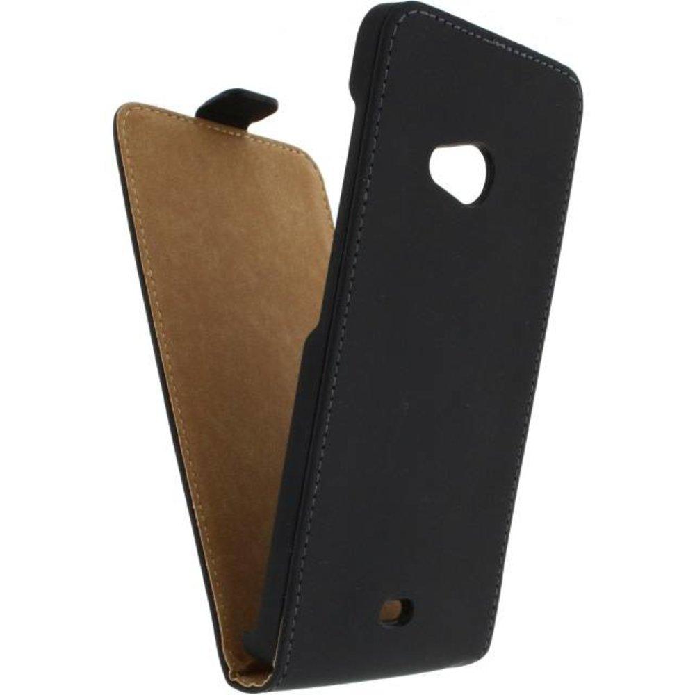 Mobilize Mobilize Premium Flip Case Microsoft Lumia 535 Black