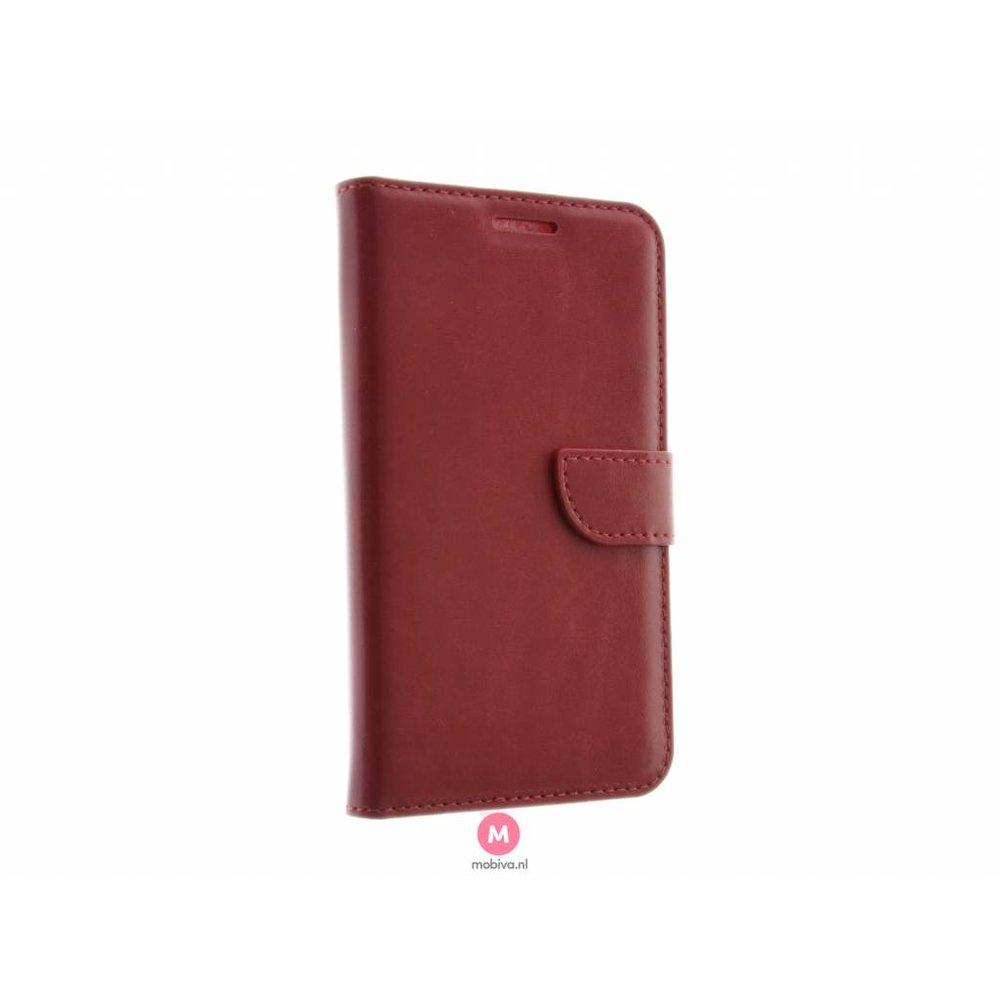 Mobicase Samsung Galaxy J1 (2016) 3-in-1 Book case Rood
