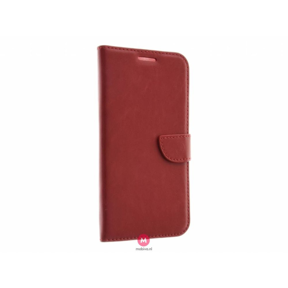 Mobicase Galaxy S6 BooKing Book Case Rood