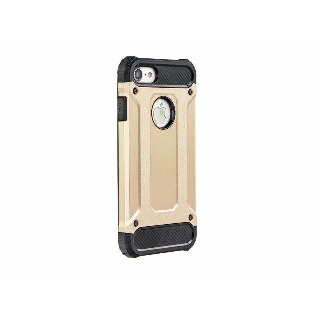 Mobicase Apple iPhone 8 Armor Gold Flex Case