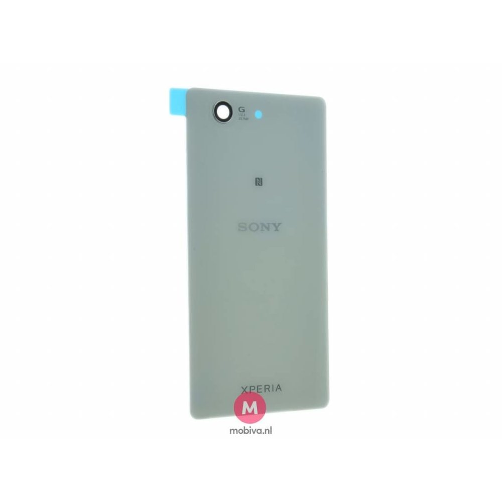 Fixdis Sony Xperia Z3 Compact Achterkant Wit