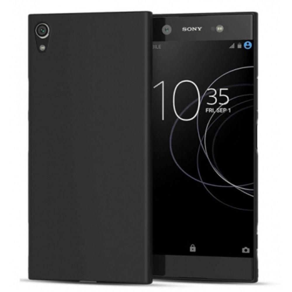 Mobicase Sony Xperia XA1 Plus TPU Case Flex Zwart