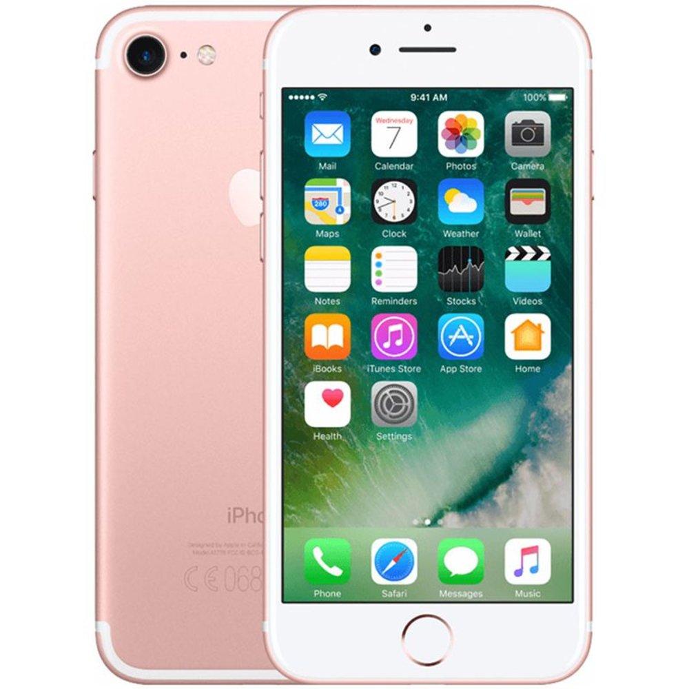 Apple Apple iPhone 7 128GB Rose Goud Refurbished