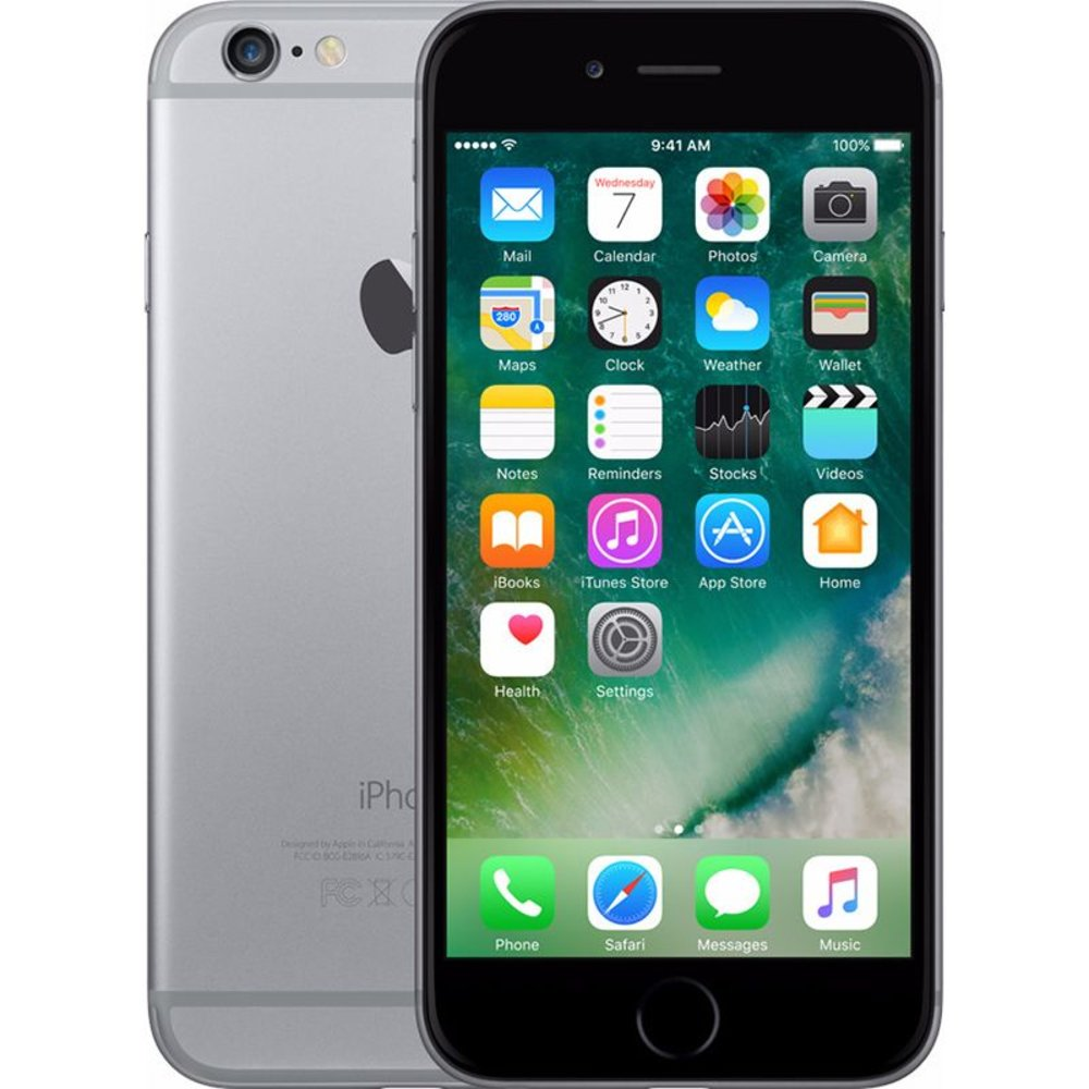 Apple Apple iPhone 6s 16GB Space Grey Refurbished