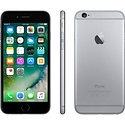 Apple Apple iPhone 6s 64GB Zwart Refurbished
