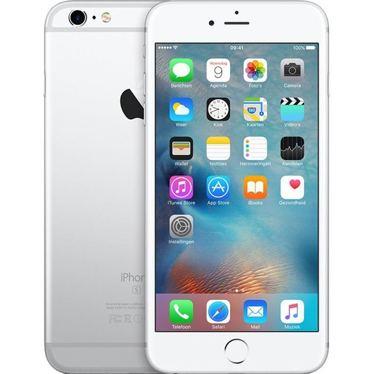 Apple Apple iPhone 6 64GB Zilver Refurbished