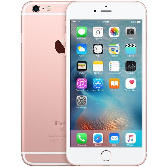 Apple Apple iPhone 6s 128GB Rose Goud Refurbished