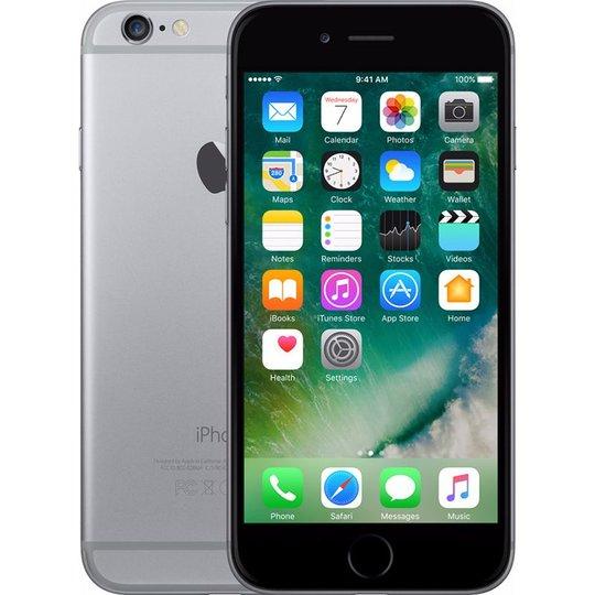Apple Apple iPhone 6s 16GB Zwart Refurbished