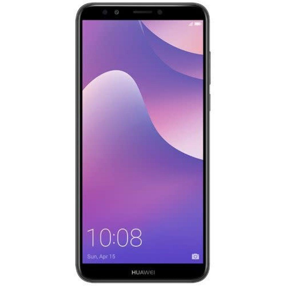 Huawei Huawei Y7 2018 Zwart