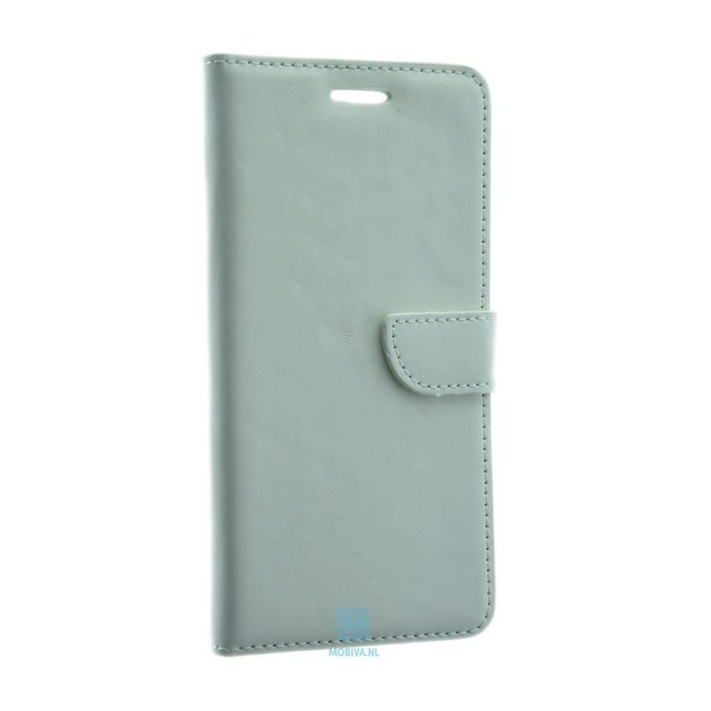 Mobicase Huawei P10 Book Case Flexibel Wit