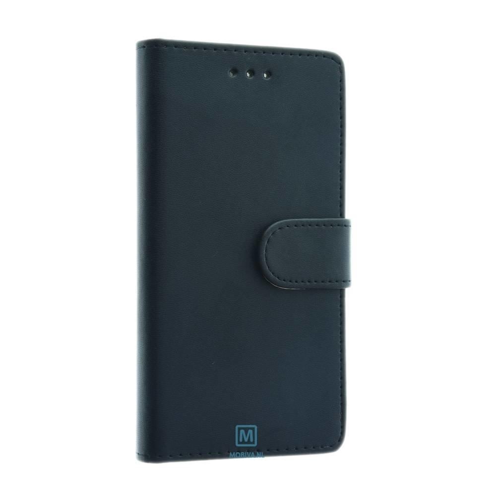 Mobicase Huawei P10 Book Case Flexibel Zwart