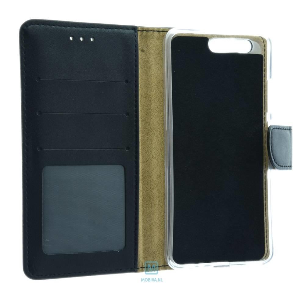 Mobicase Huawei Mate 10 Book Case Zwart