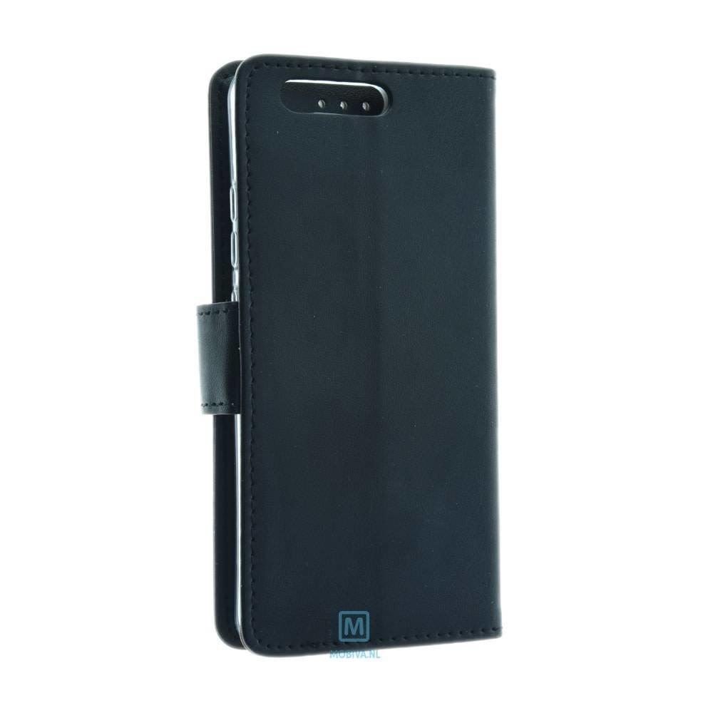Mobicase Huawei P10 Book Case Zwart