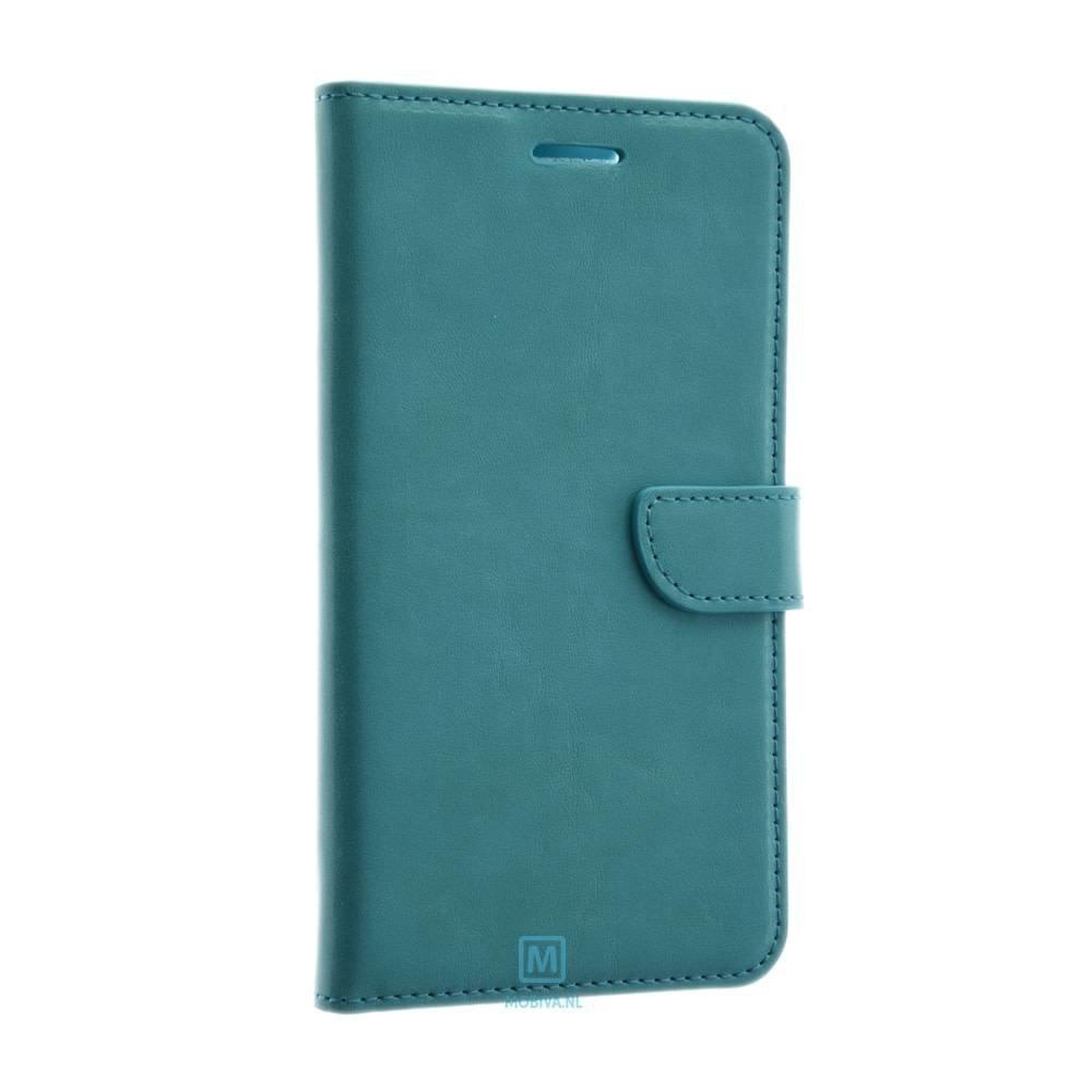 Mobicase Huawei P10 Lite Bookcase 3-in-1 Aqua Blauw