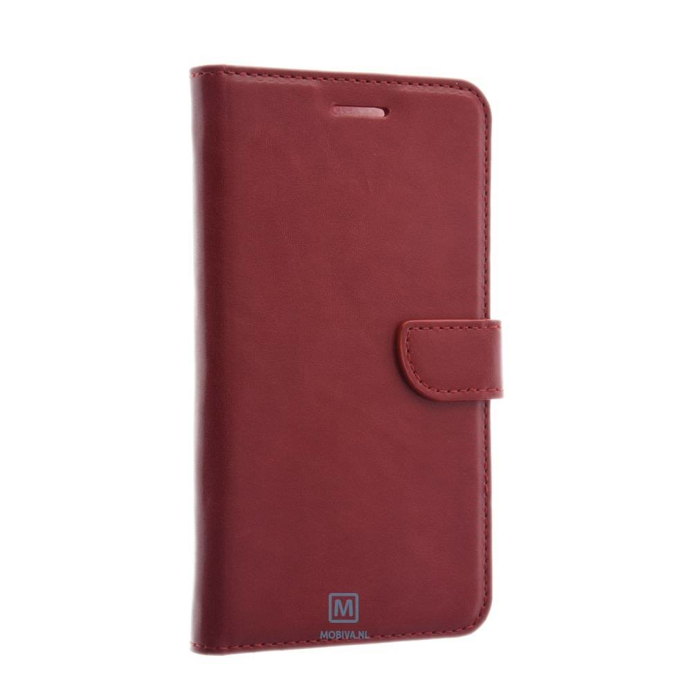 Mobicase Huawei P10 Lite Bookcase 3-in-1 Rood