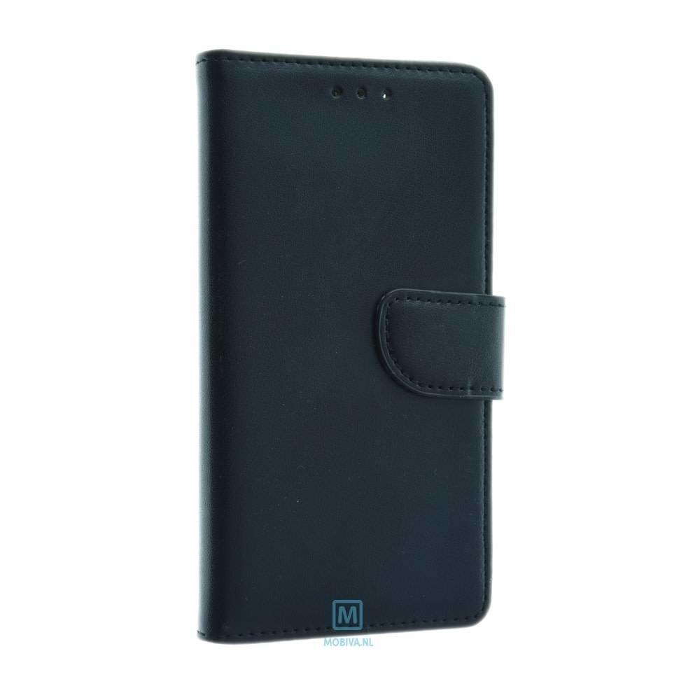 Mobicase Huawei P10 Lite Book Case Zwart