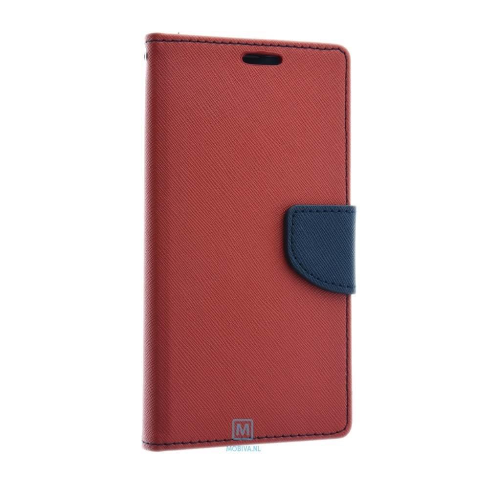 Mobicase Huawei P10 Lite Kabura Flex Book Case Rood