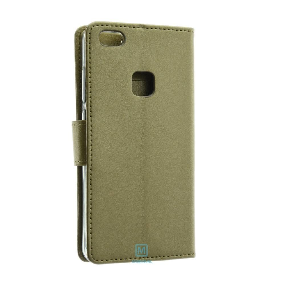 Mobicase Huawei P10 Lite Book Case Goud