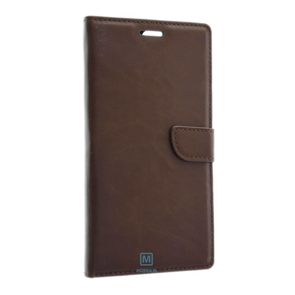 Mobicase Huawei P10 Plus Book Case 3-in-1 Bruin