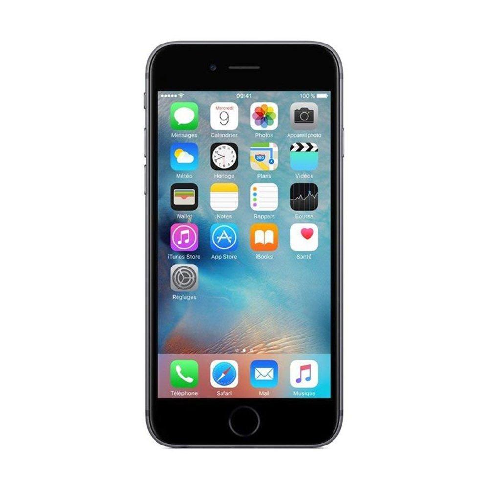 Apple Apple iPhone 6 128GB Zilver Refurbished