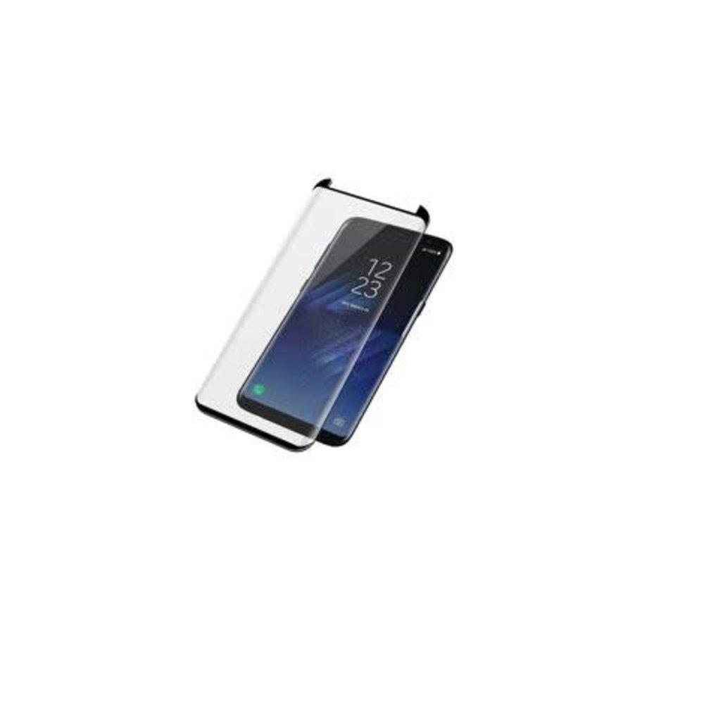PanzerGlass PanzerGlass Samsung Galaxy S8 - Black Case Friendly