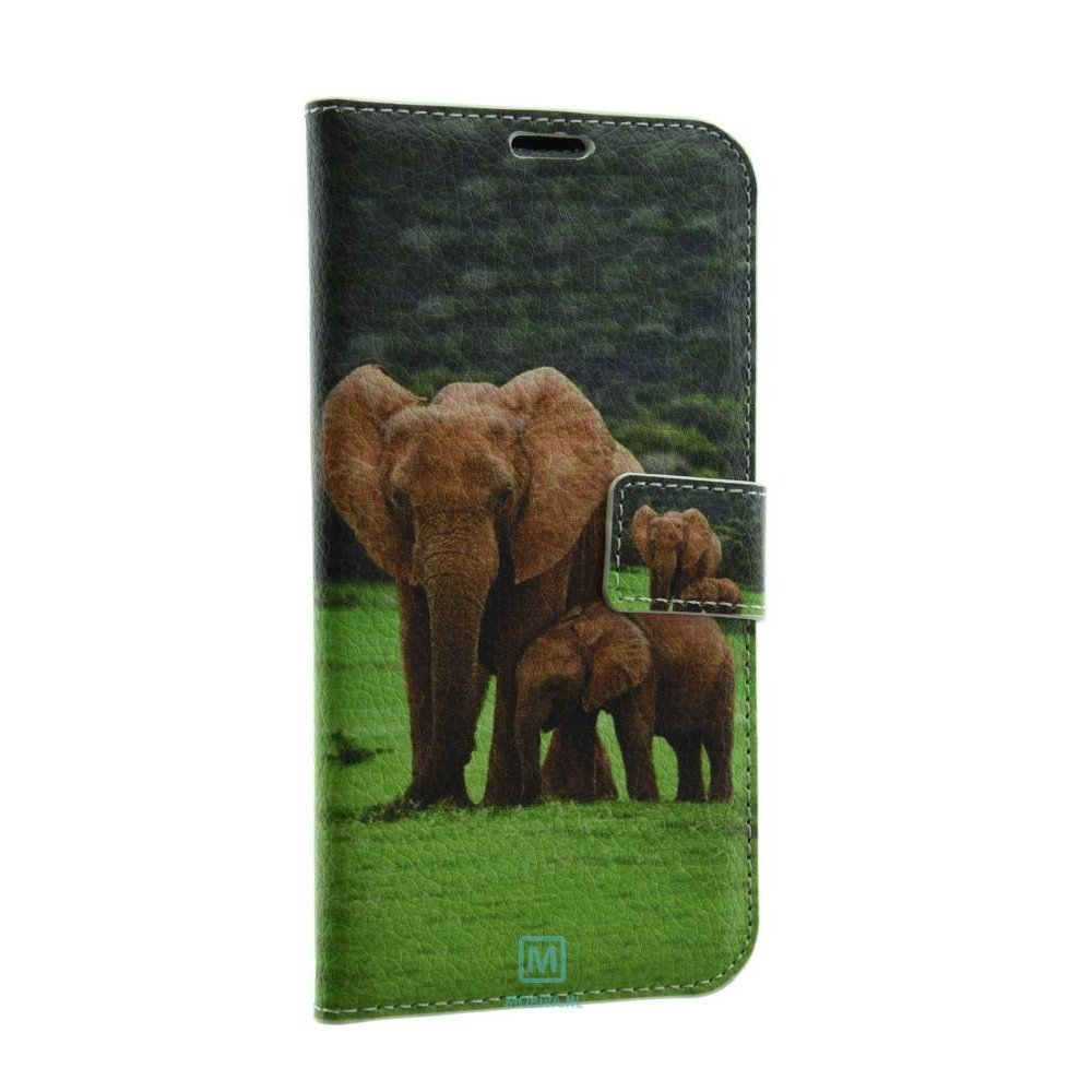 Mobicase Samsung Galaxy S6 Book Case Olifant