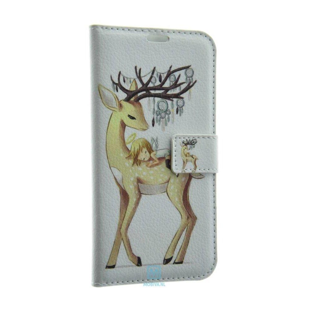 Mobicase Samsung Galaxy S6 Book Case Bambi