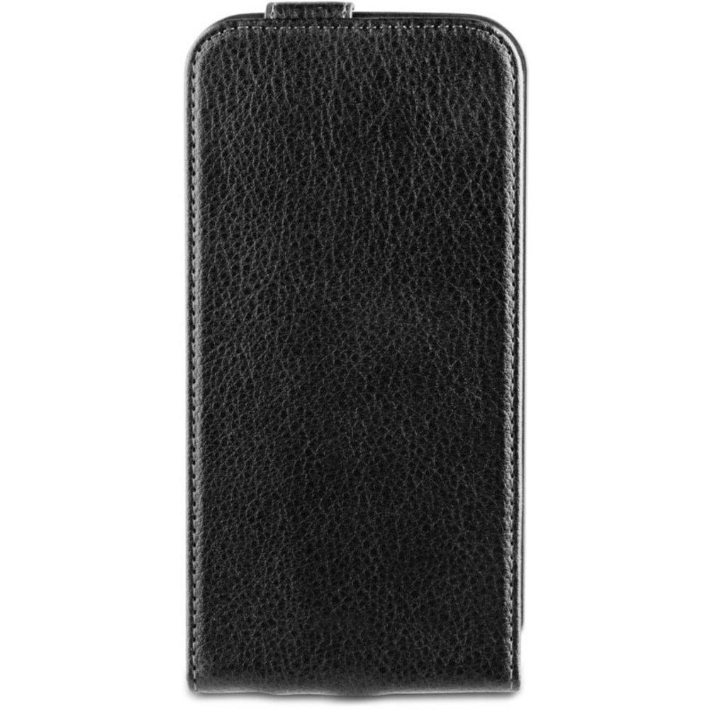 BE HELLO Be Hello Samsung Galaxy S6 Flip Case Zwart