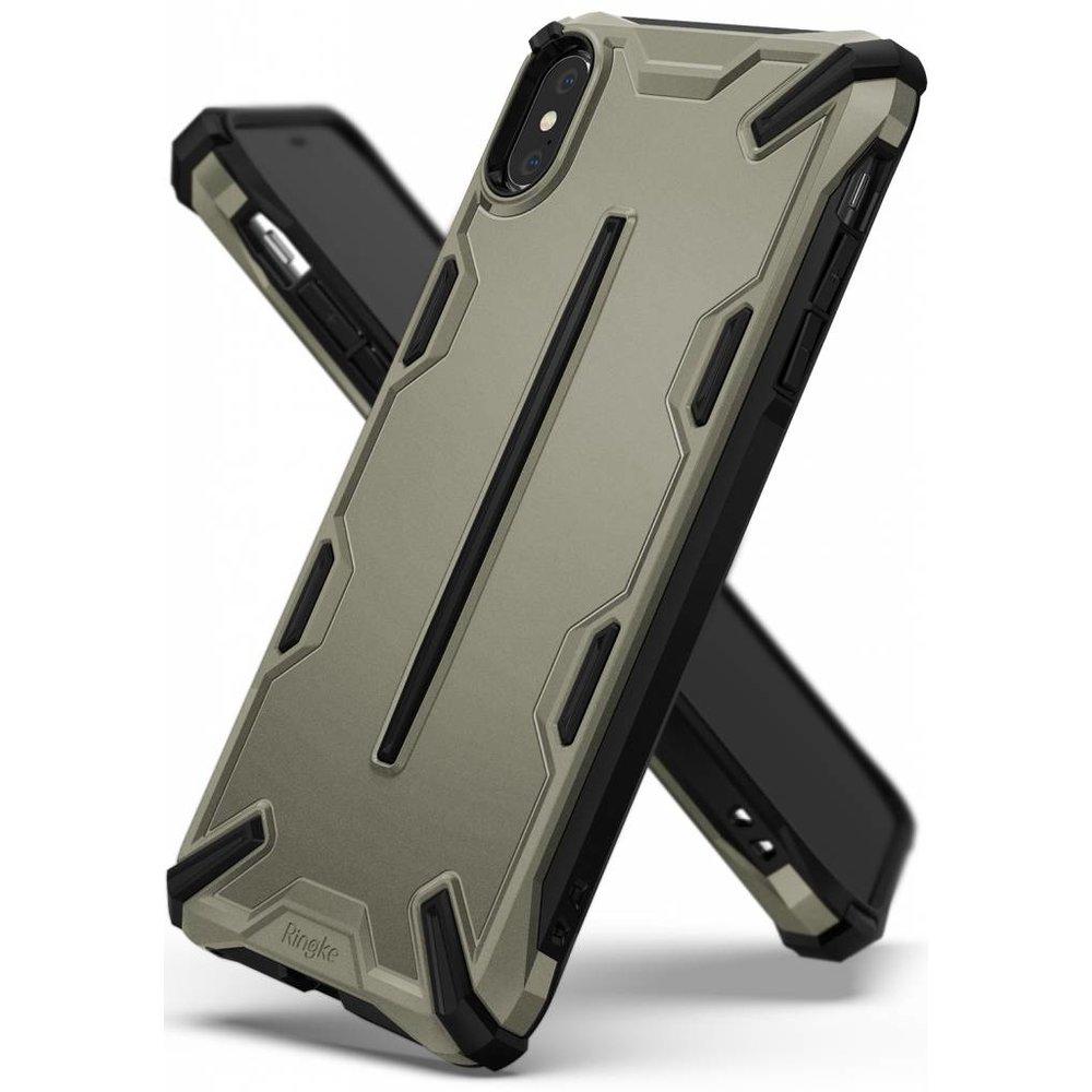 Ringke Apple iPhone X/XS Ringke Dual X Sand Hoesje