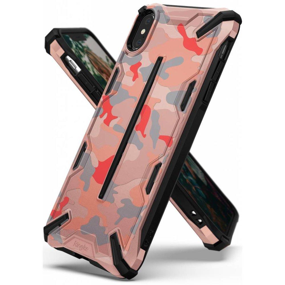 Ringke Ringke Dual-X iPhone X/XS - Camo Pink