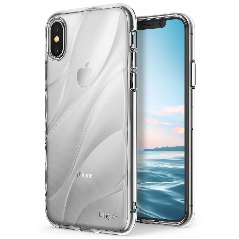 Ringke Apple iPhone X Ringke Flow Clear Hoesje
