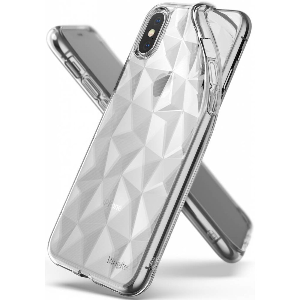 Ringke Apple iPhone X/XS Ringke Air Prism Clear Hoesje