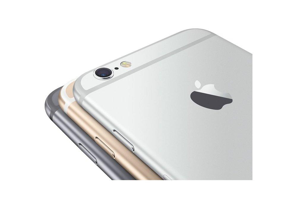 Apple Apple iPhone 6s 128GB Zwart Refurbished