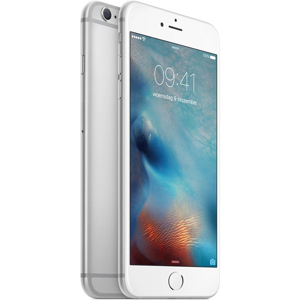 Apple Apple iPhone 6s Plus 128GB Zilver Refurbished