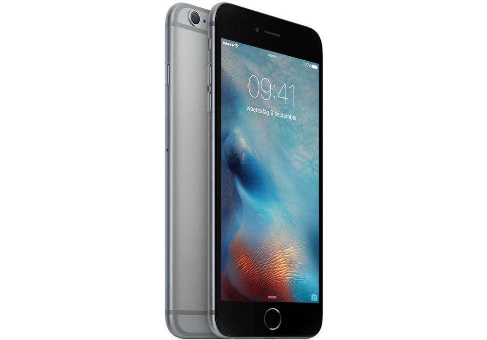 Apple Apple iPhone 6 64GB Zwart Refurbished