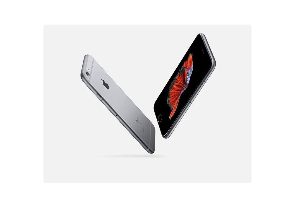 Apple Apple iPhone 6 16GB Zwart Refurbished