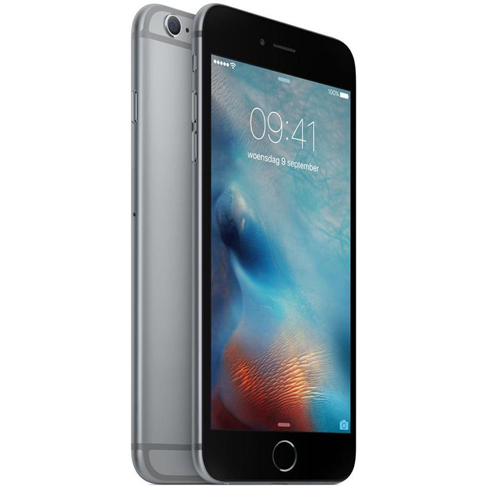 Apple Apple iPhone 6 16GB Zwart Refurbished