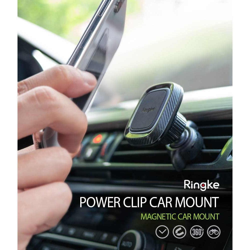 Ringke Ringke Air Vent Car Mount Black