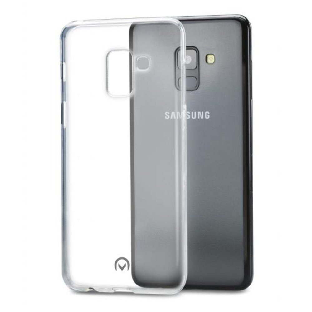 Mobilize Mobilize Gelly Case Samsung Galaxy A8 2018 Clear