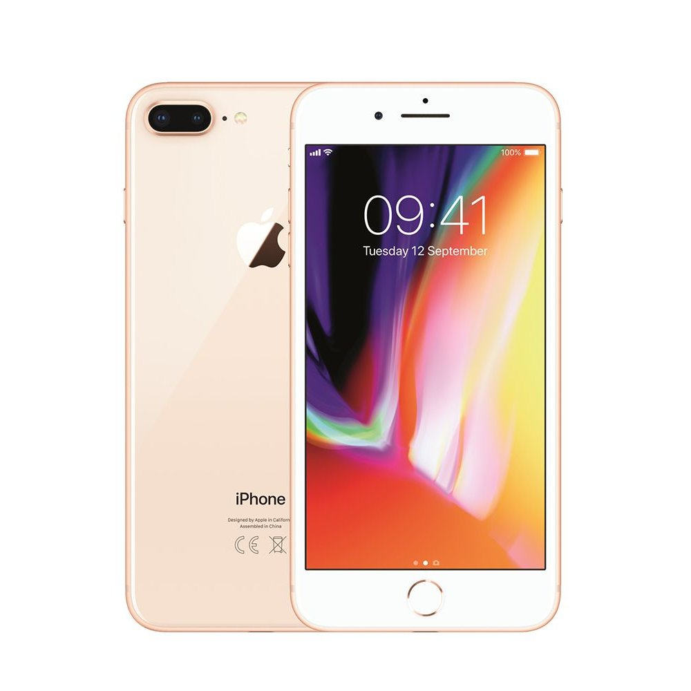 Apple Apple iPhone 8 Plus 64GB Goud Refurbished