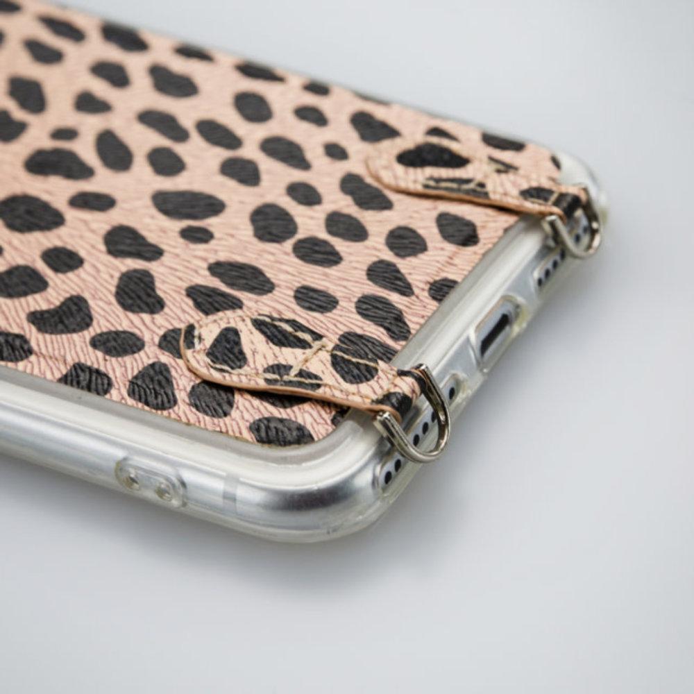 Mobilize 2in1 Gelly Wallet Zipper Case Samsung Galaxy S8 Olive/Leopard
