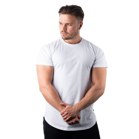 Premium Longline Gym (White)