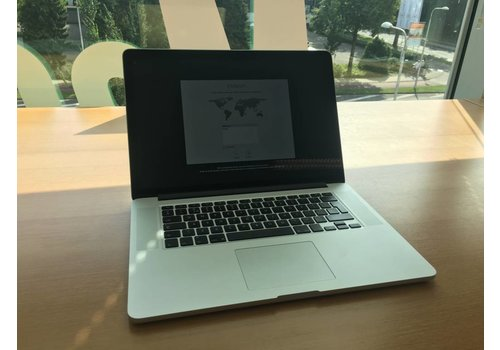 "Macbook Pro 15"" Retina Late-2013"